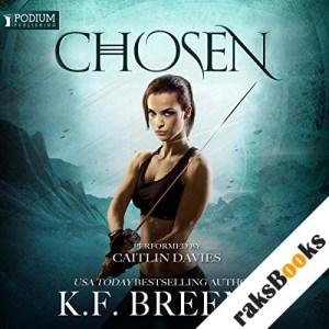 Chosen audiobook cover art