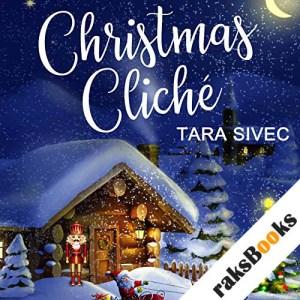 Christmas Cliché audiobook cover art