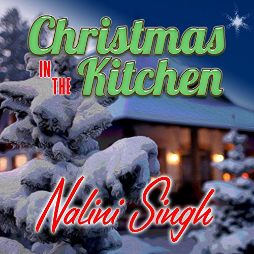 Christmas in the Kitchen audiobook cover art
