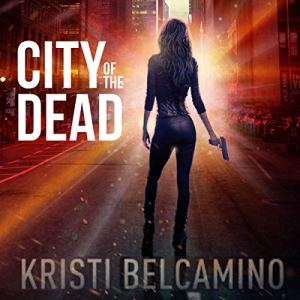 City of the Dead audiobook cover art