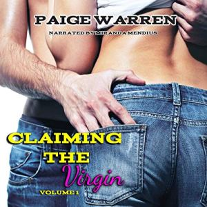 Claiming the Virgin: Volume 1 audiobook cover art