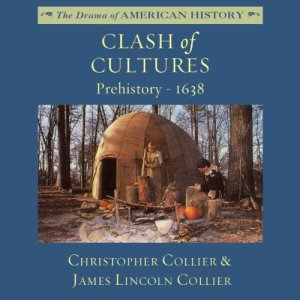 Clash of Cultures audiobook cover art