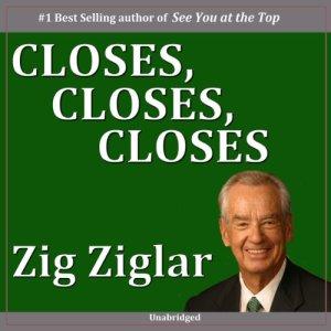 Closes, Closes, Closes audiobook cover art