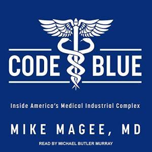 Code Blue audiobook cover art