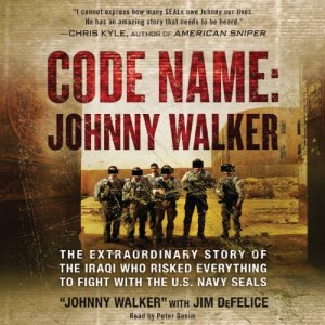 Code Name: Johnny Walker audiobook cover art