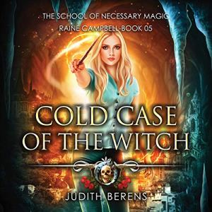Cold Case of the Witch audiobook cover art