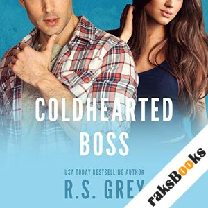 Coldhearted Boss audiobook cover art