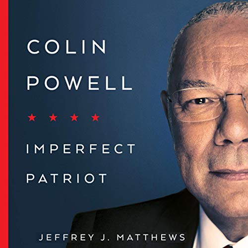 Colin Powell audiobook cover art