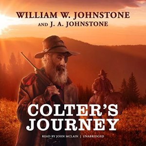 Colter's Journey audiobook cover art