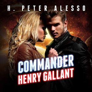 Commander Henry Gallant audiobook cover art