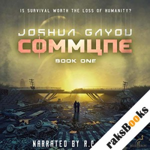 Commune audiobook cover art