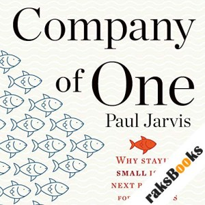 Company of One audiobook cover art