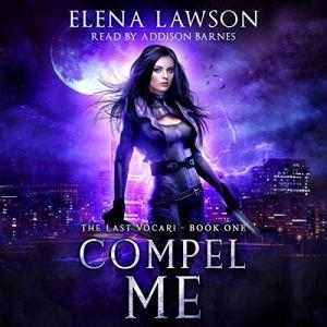 Compel Me audiobook cover art