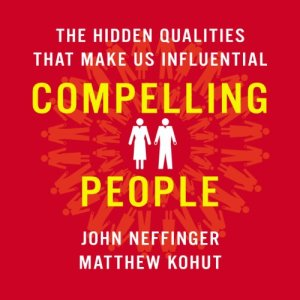 Compelling People audiobook cover art