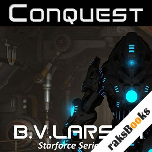 Conquest: Star Force, Book 4 audiobook cover art