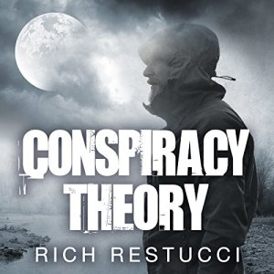 Conspiracy Theory audiobook cover art