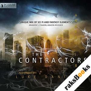 Contractor audiobook cover art