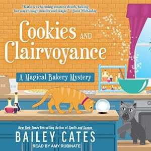 Cookies and Clairvoyance audiobook cover art