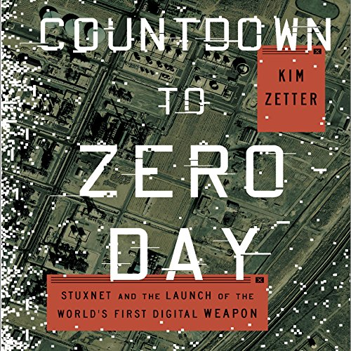 Countdown to Zero Day audiobook cover art