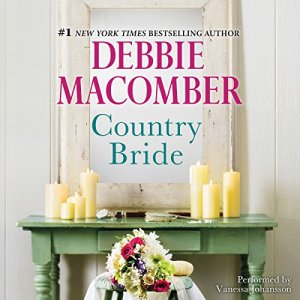 Country Bride audiobook cover art