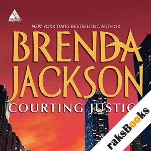 Courting Justice audiobook cover art
