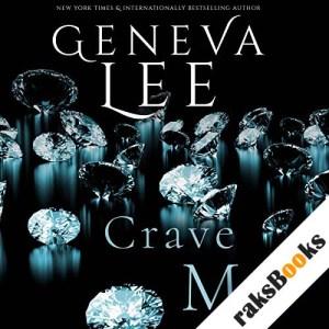 Crave Me audiobook cover art