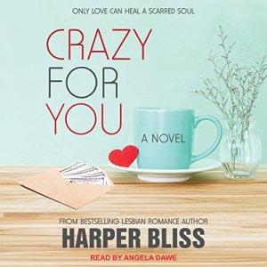 Crazy for You audiobook cover art