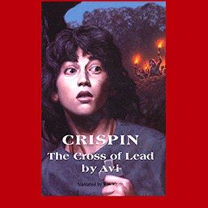 Crispin audiobook cover art