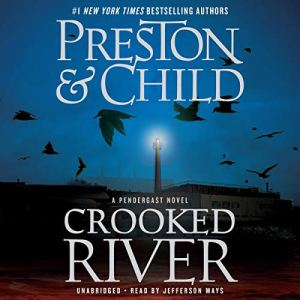 Crooked River audiobook cover art
