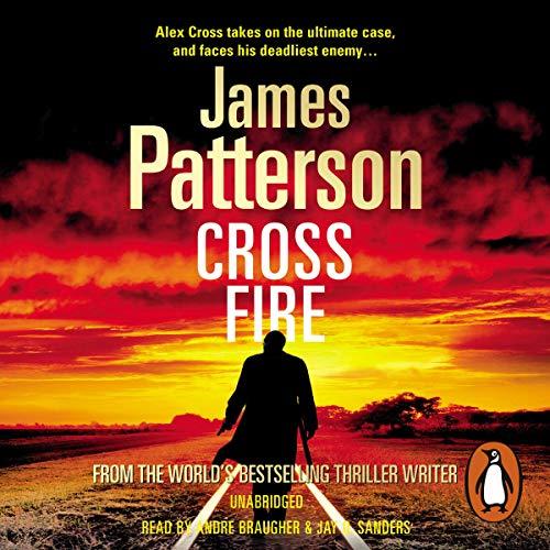 Cross Fire audiobook cover art