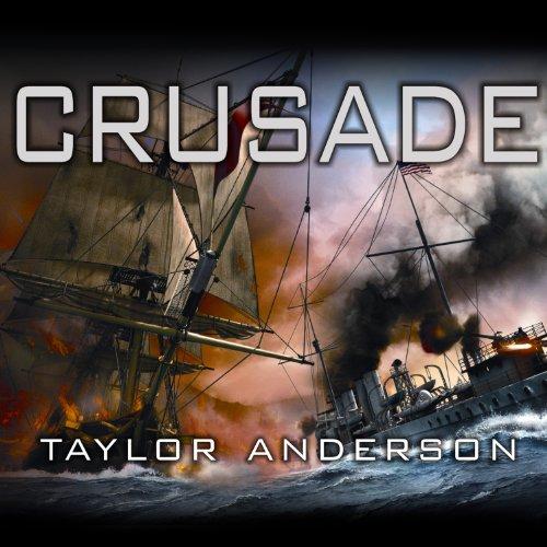 Crusade audiobook cover art