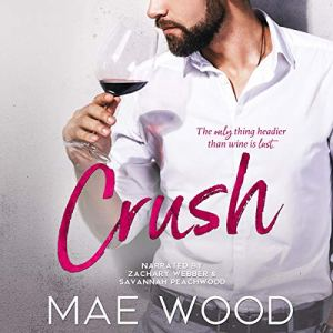 Crush audiobook cover art