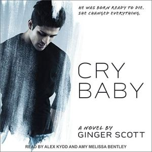 Cry Baby audiobook cover art