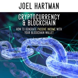 Cryptocurrency & Blockchain audiobook cover art