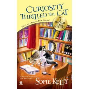 Curiosity Thrilled the Cat audiobook cover art