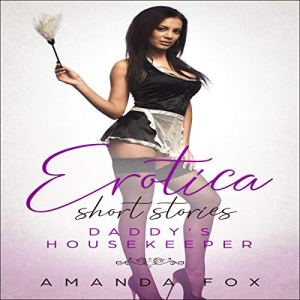 Daddy's Housekeeper audiobook cover art