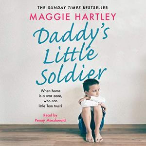 Daddy's Little Soldier audiobook cover art