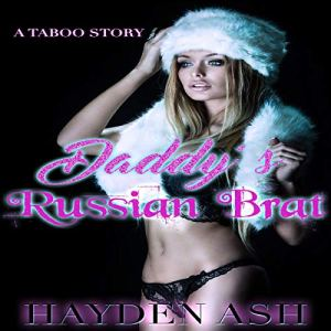 Daddy's Russian Brat audiobook cover art