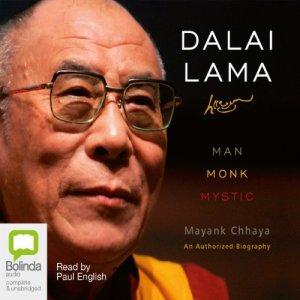 Dalai Lama audiobook cover art
