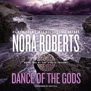 Dance of the Gods audiobook cover art