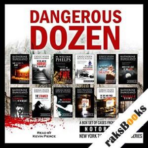 Dangerous Dozen audiobook cover art