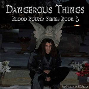 Dangerous Things audiobook cover art