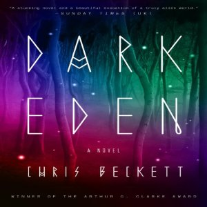 Dark Eden audiobook cover art