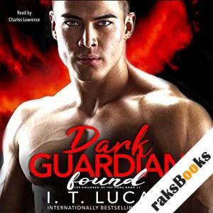 Dark Guardian Found audiobook cover art
