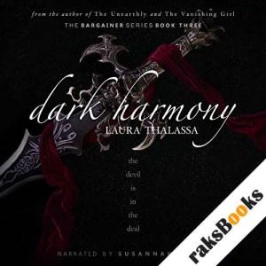 Dark Harmony audiobook cover art