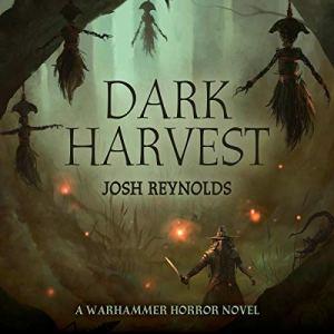 Dark Harvest audiobook cover art