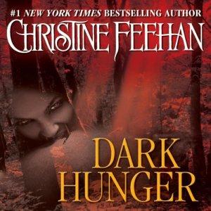 Dark Hunger audiobook cover art