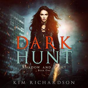 Dark Hunt audiobook cover art