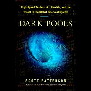 Dark Pools audiobook cover art