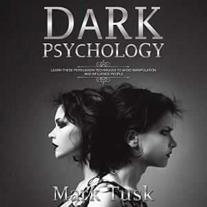 Dark Psychology audiobook cover art